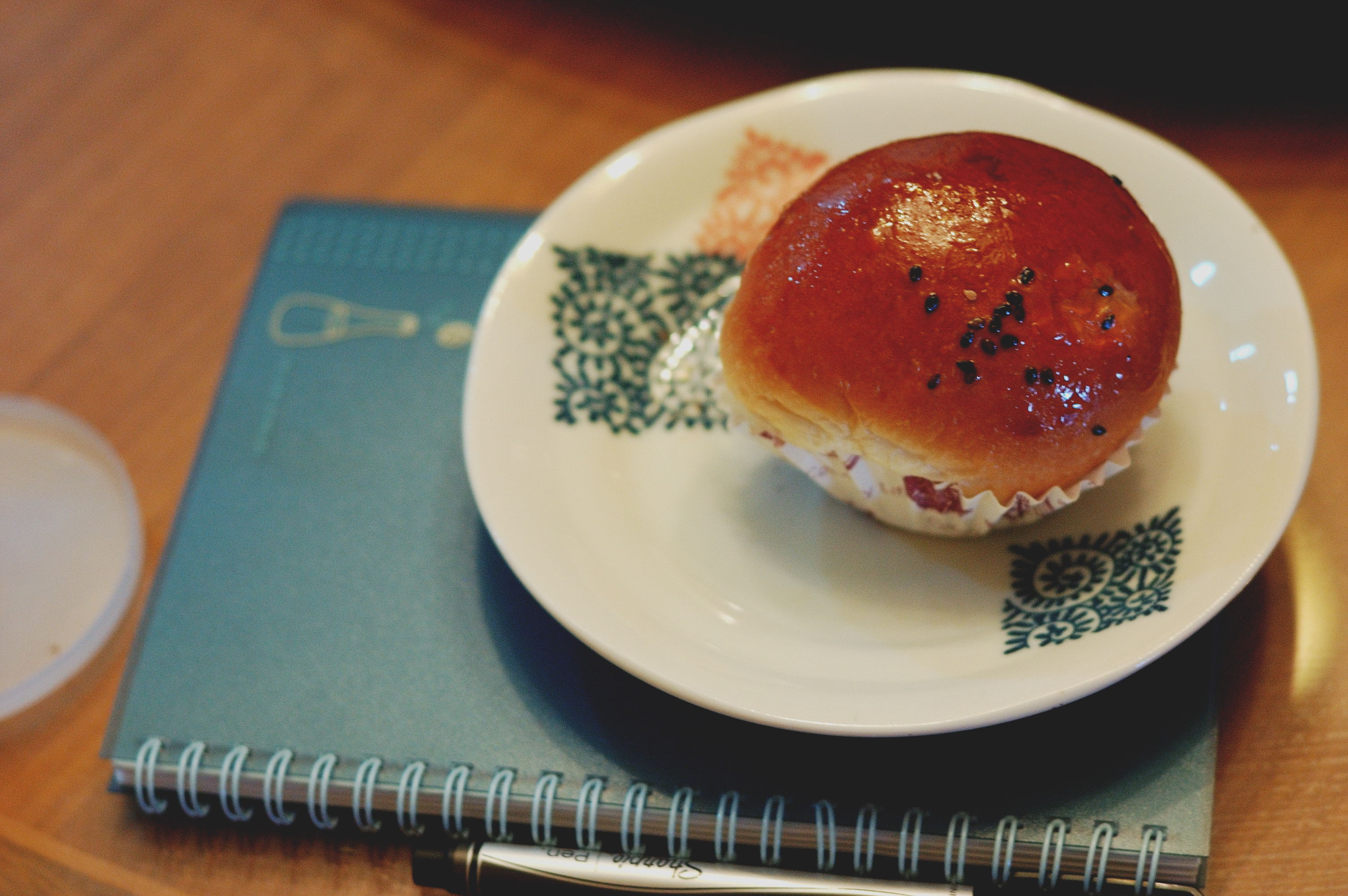 284/365: Breakfast and Journal