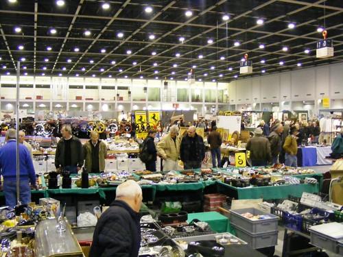 Minicorp british lifestyle expo bourse padova italie for Garage peugeot cagnes sur mer