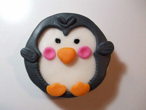 Galleta de Pinguino