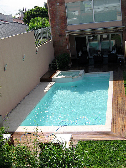 Piscina y jacuzzi 8x4m flickr photo sharing - Piscinas y jacuzzis ...