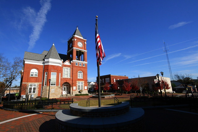 Paulding County Courthouse - Dallas GA-0 | Flickr - Photo ...