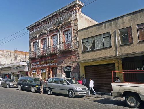 F03 Puebla street