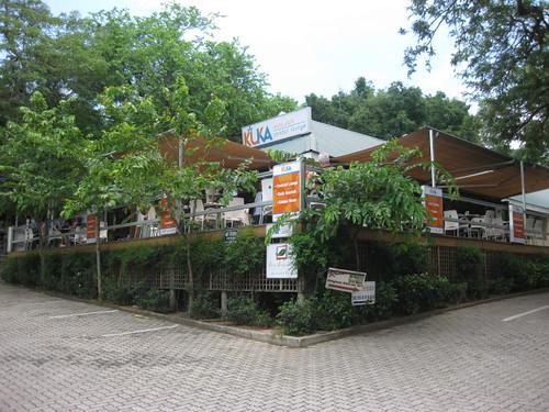 Kuka restaurant and cocktail bar