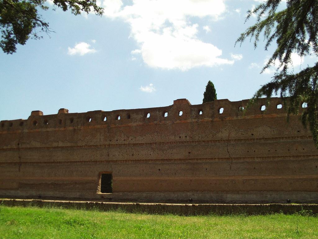 Muro del Pecile