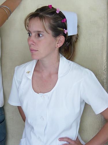 Nurse in Pinar del Rio - Cuba 01
