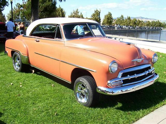 1952 chevrolet bel air 2 door hardtop custom 39 xac 538 39 3 for 1952 chevy 2 door hardtop