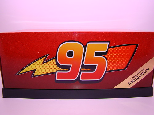 MattyCollector.com Exclusive Lightning McQueen 1:24 Scale model : Just Jdm Photography