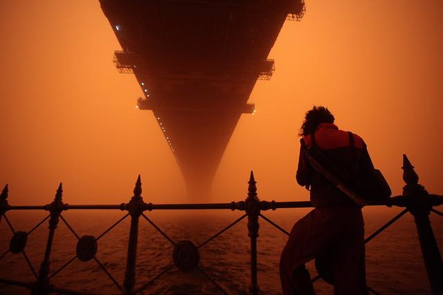 Sydney Dust Storm