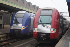 SNCF Z24500 and CFL Class 2200