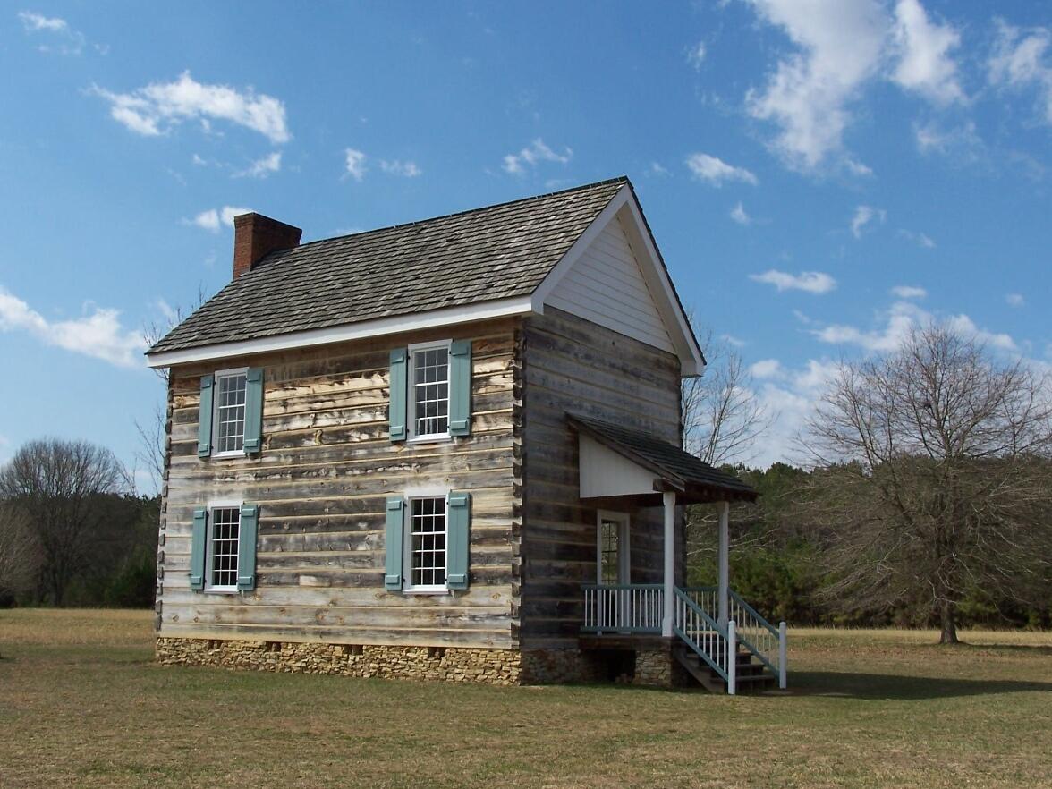 Recreated Council House