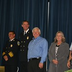 North Charleston Fire Department Awards Ceremony