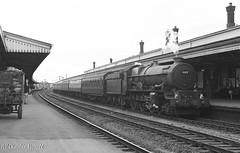 6019 KING HENRY V Reading General 0730 Plymouth to Paddington 8 Sept 1962