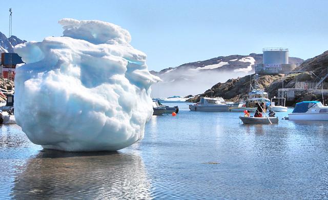 Tasiilaq Greenland Marina