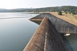 Cottage Grove Dam