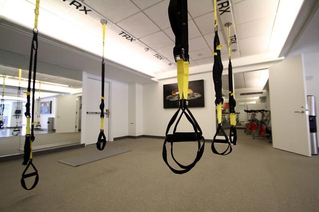 Kde cvičit TRX