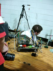 Maker Faire NC: Robots!