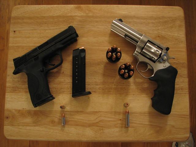 Gun Newbie Needs Help Making Gun Decision - The Firing