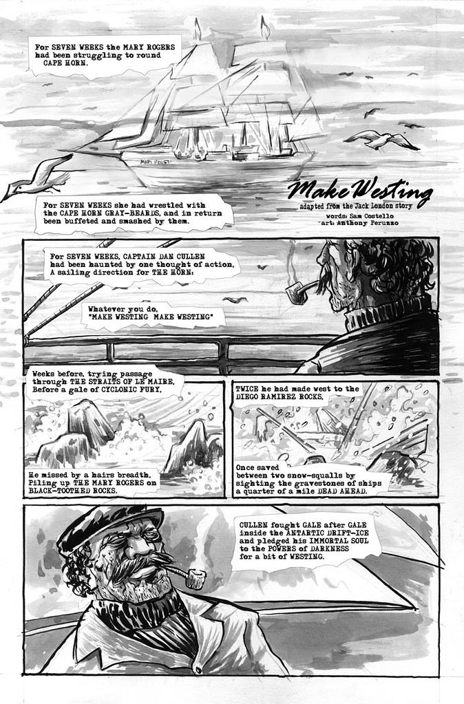 page 1 make westing