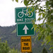 Share the Road, Ketchum, Idaho 4