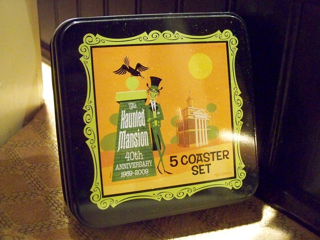 SHAG designed merchandise for the Haunted Mansion's 40th A ...