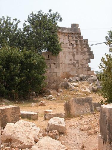 Temple de Zeus et église