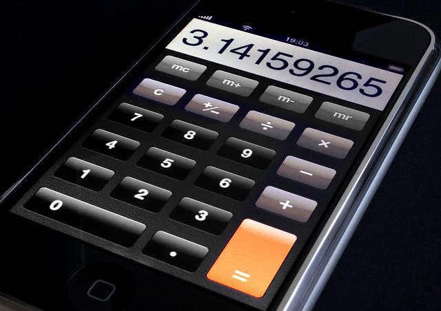 Iphone Calculator Flickr Photo Sharing