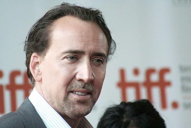 Nicolas Cage @ TIFF