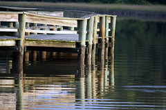 Pier at Bennett's Creek Park - 2