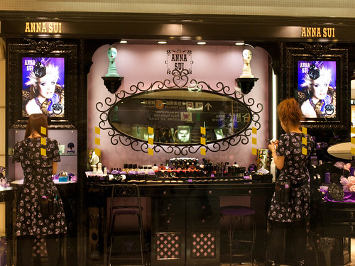 Anna Sui shop