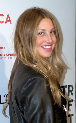 Whitney Port Shankbone 2009 Tribeca