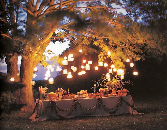 Hanging Mason Jar Lanterns Flickr Photo Sharing