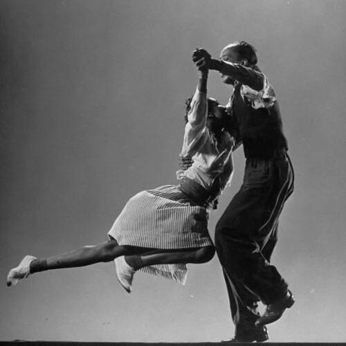 populär engelsk dansa