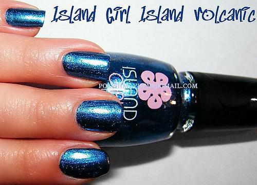 Island Girl Island Volcanic