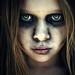 zombie girl by Lá caitlin