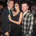 With Max and Jeremy at the charity event The Age of the Feminine, raising money for Palestinian refugees. by Jaclynn - Model