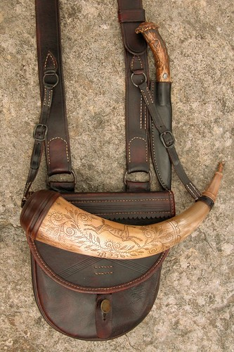 Lehigh Valley Horn/Bag/Knife