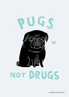 black pugs not drugs