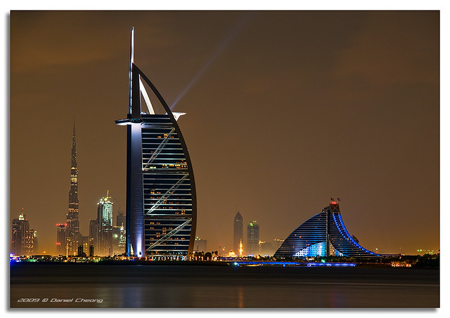 The Two Burj