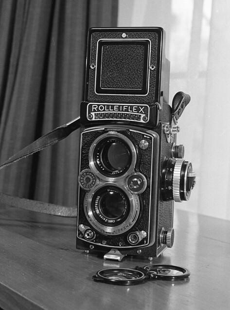 My Rolleiflex