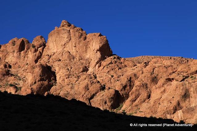 Rocky Cliffs - Todra Gorge - Morocco