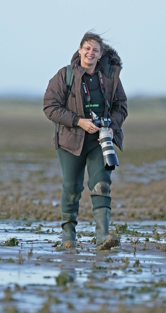 Woman in Waders | Flickr - Photo Sharing!