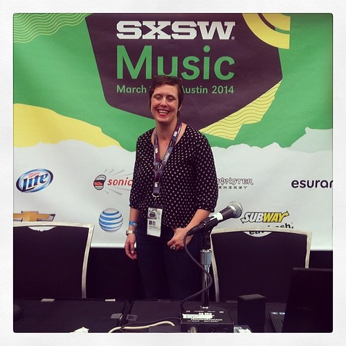 Looking happy pre-music data happy hour talk #datarocks #sxsw