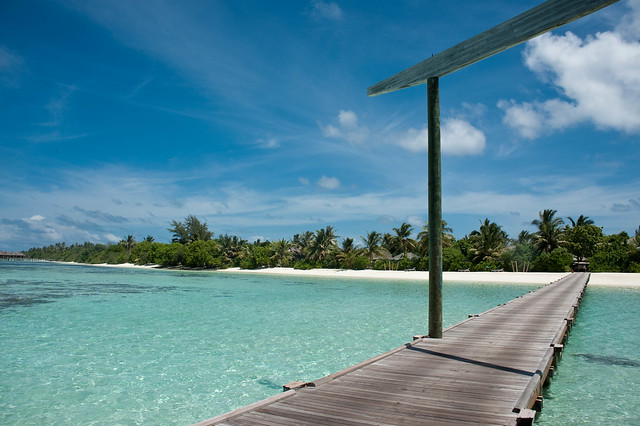 Sunny, unique and unspoiled - This is Maldives