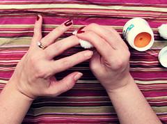 Removing nail polish - Vitamin Planet