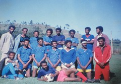Teacher's Foot ball Team korem-1981 ETC