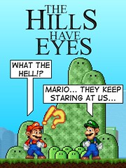 """The Hills Have Eyes"""