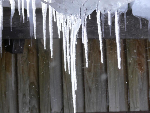 Icicles Charlotte Pass