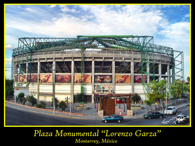 Plaza de Toros en Monterrey