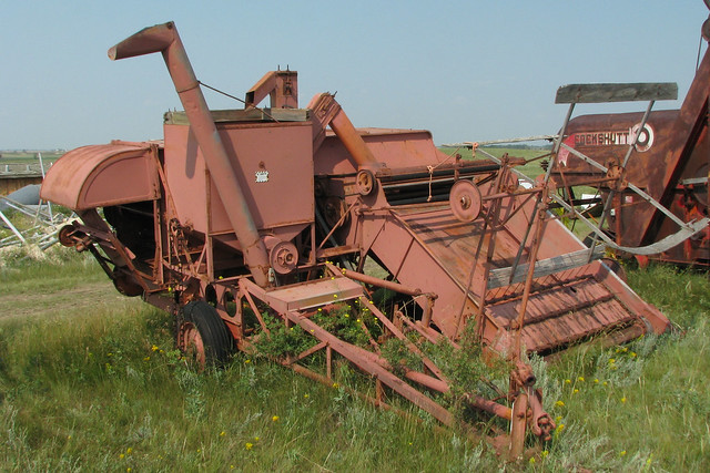 Pull type combines for sale craigslist