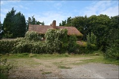 The Former Walnut Tree pub in Fawley